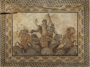 Mosaico de Epifanía de Dionisio