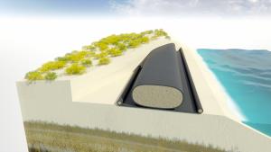 TenCate Geotubo protección costera