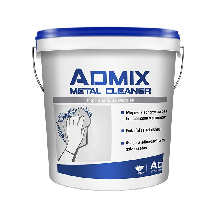 Admix Metal Cleaner