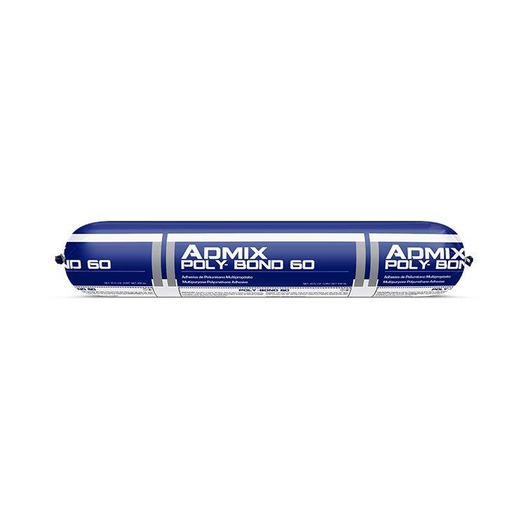 Admix-Poly-Bond-60-Salchicha-Sellador-Adesivo