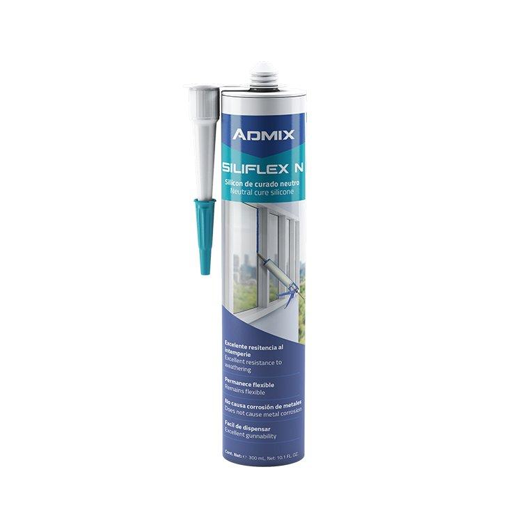 Admix-SiliFlex-N-Cartucho-Sellador
