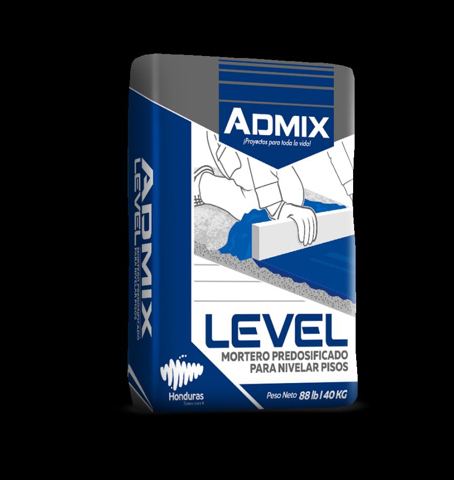 Admix Level mortero de nivelación