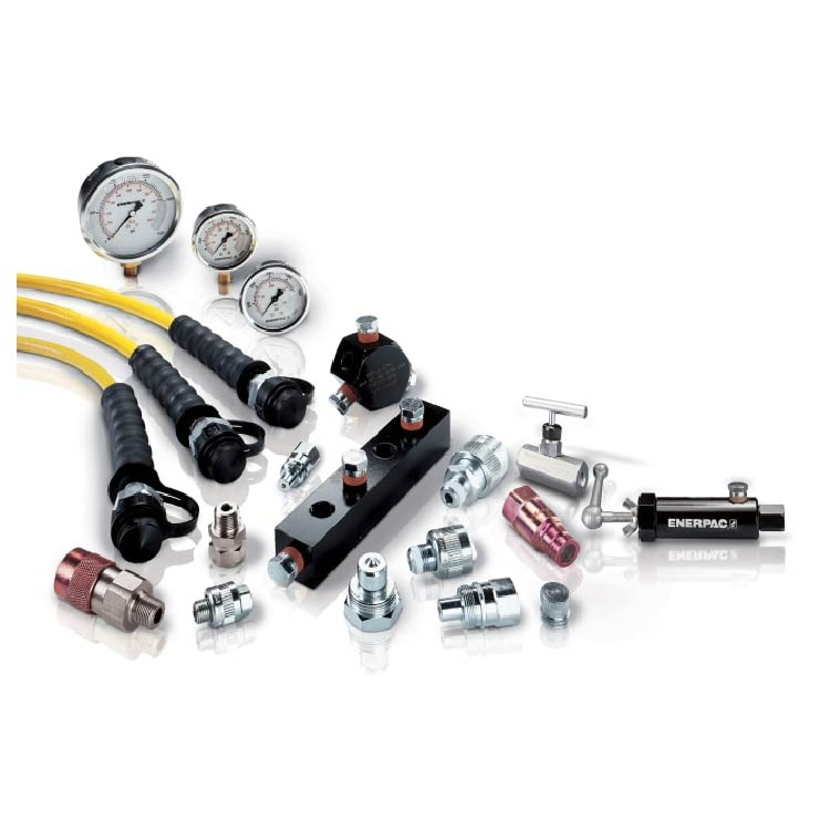 Componentes de sistema hidráulico enerpac