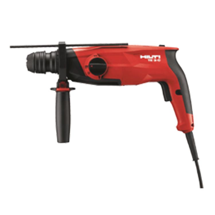 Hilti-TE3-Martillo-Perforador-bateria-Equipos-herramientas