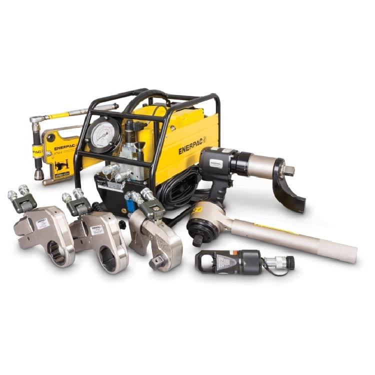 herramientas de torque Enerpac